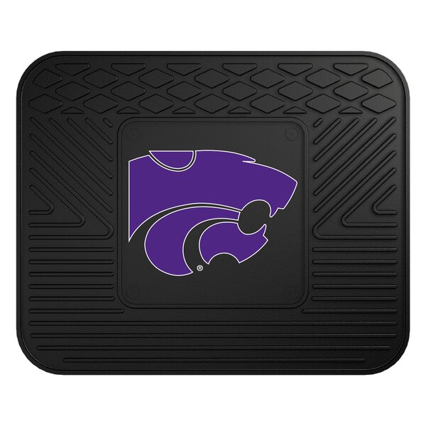 NCAA Kansas State University Kitchen Mat by FANMATS