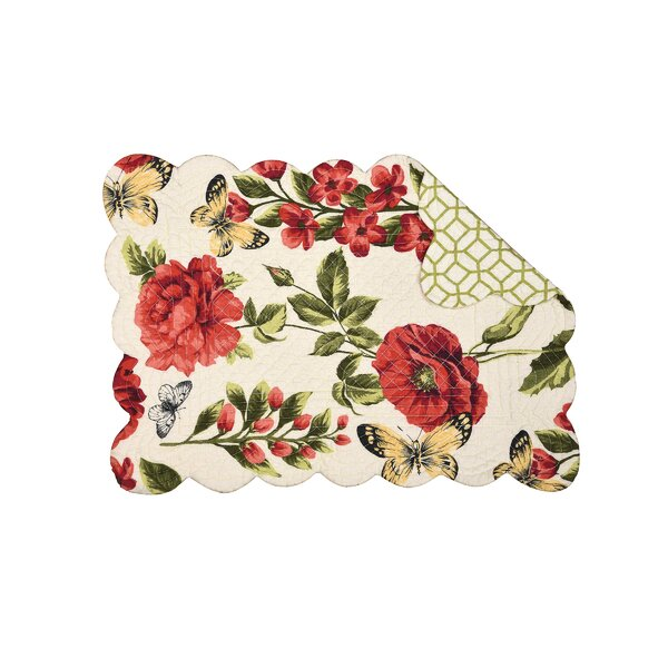 Epperson 19 Placemat (Set of 6) by August Grove