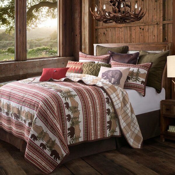 Boudreaux Reversible Quilt Set