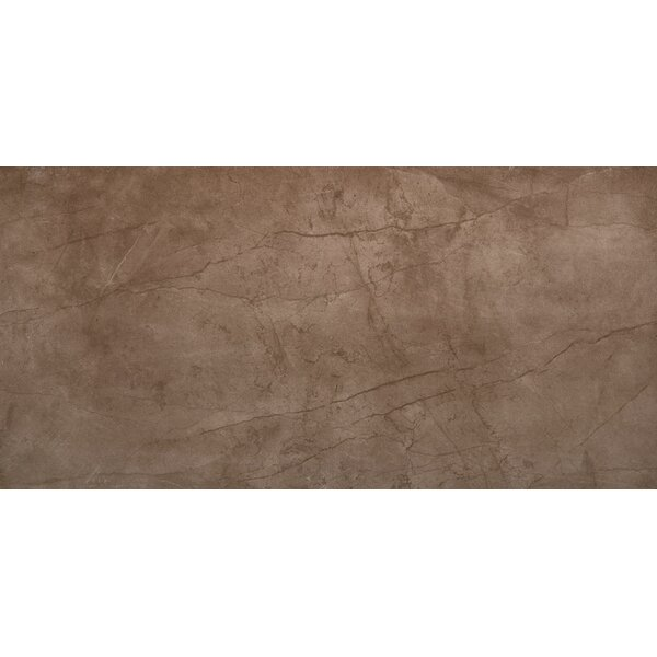 Citadel 12 x 24 Porcelain Field Tile in Brown by Emser Tile