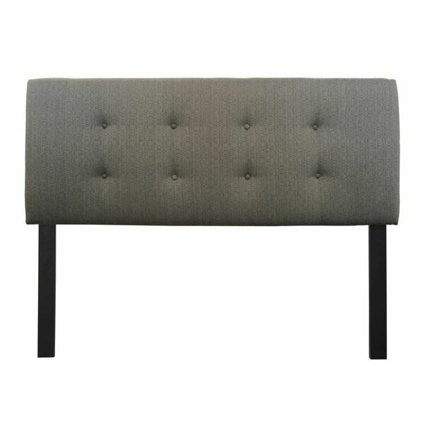 Goulet Upholstered Panel Headboard by Red Barrel Studio Red Barrel Studio