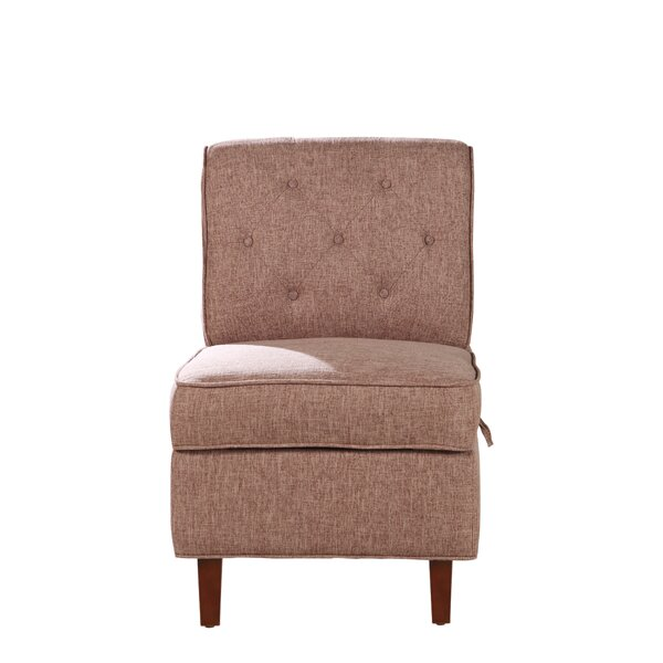 Burkett Side Chair by Winston Porter