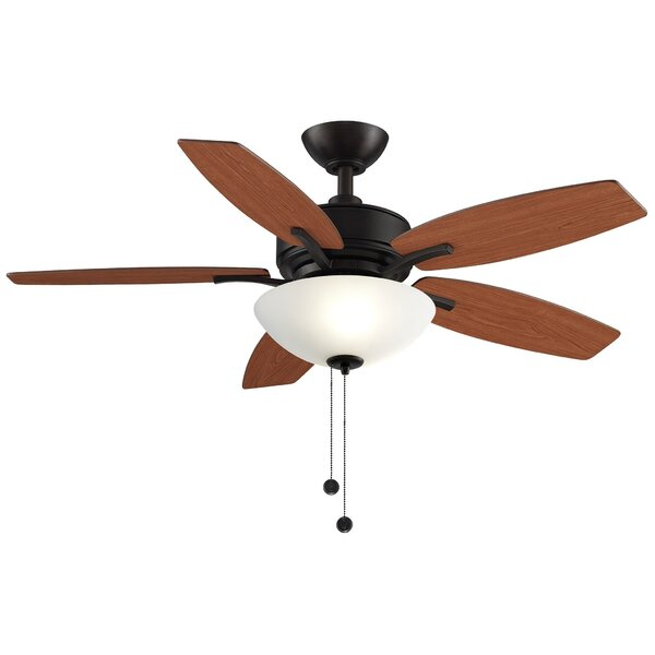 44 Aire Deluxe 5 Blade Ceiling Fan by Fanimation