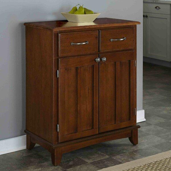 Presswood 2 Door Accent Cabinet by Andover Mills