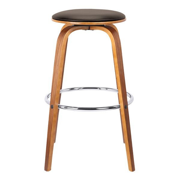 Zeno Swivel Bar Stool by George Oliver