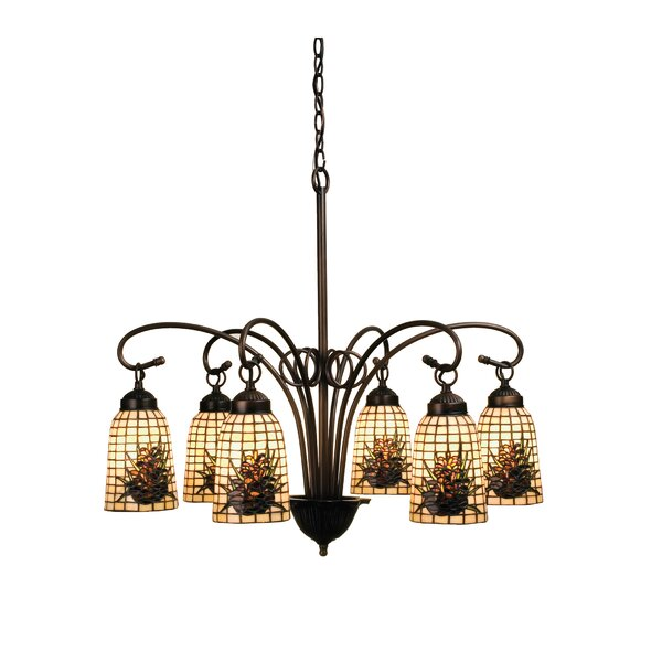 Weissman 6 - Light Shaded Classic / Traditional Chandelier By Astoria Grand