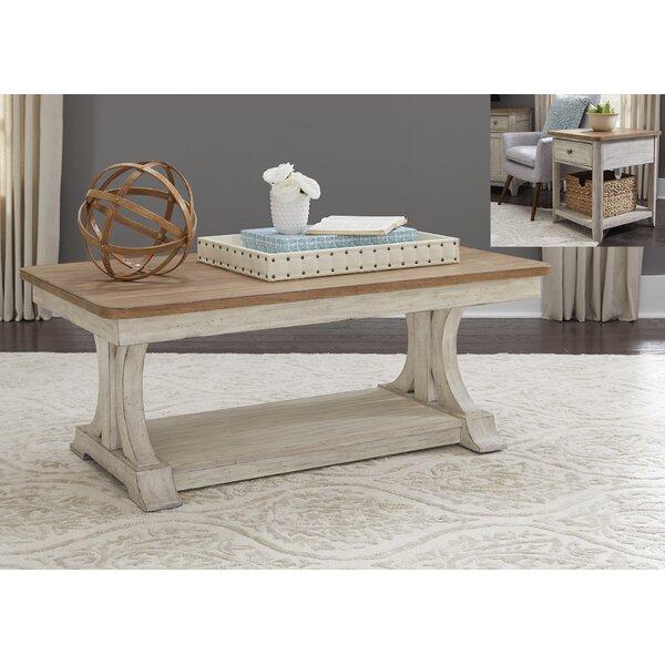 Kreutzer Rectangular Coffee Table by One Allium Way One Allium Way
