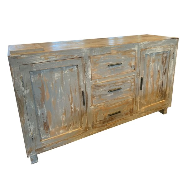 Echevarria Hand Distressed Sideboard by Millwood Pines