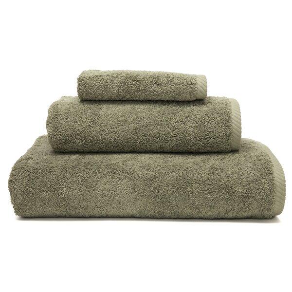 Soft Twist 3 Piece Turkish Cotton Towel Set by Linum Home Textiles