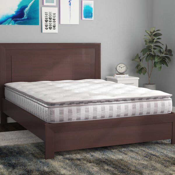 11 Plush Memory Foam Mattress by Alwyn Home