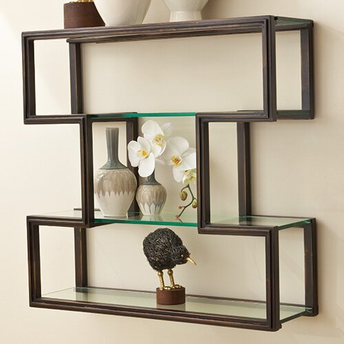 One Up Wall Shelf by Global Views