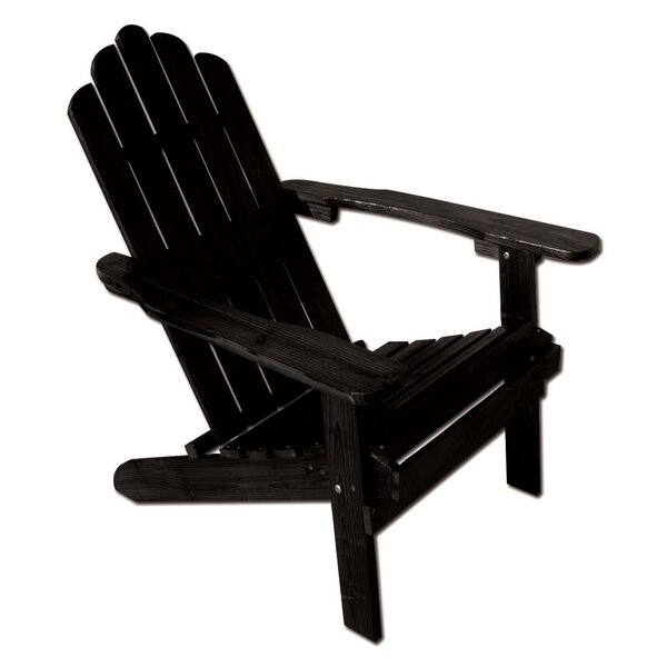 Poly Plastic Folding Adirondack Chair by Aspen Brands