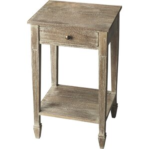 Artifacts End Table by Butler