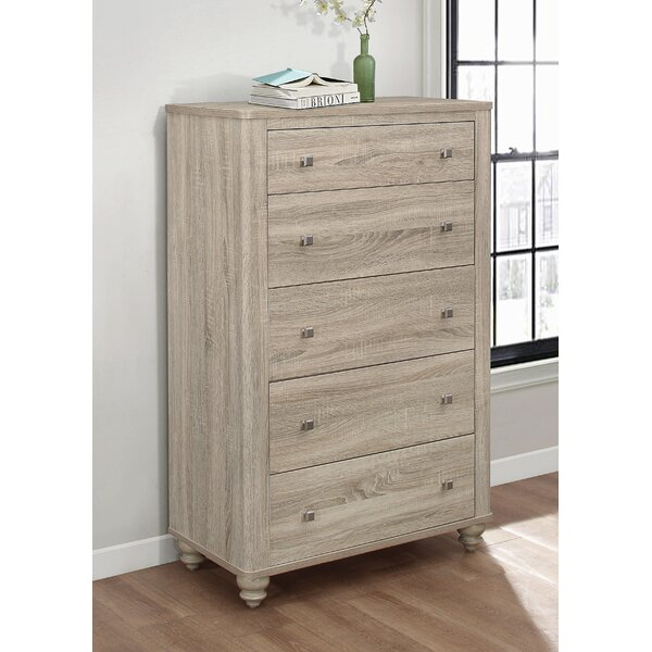 Jude 5 Drawer Chest by Gracie Oaks