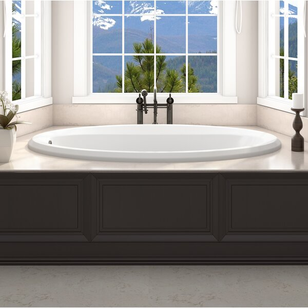 Signature® 60 x 42 Drop In Bathtub by Jacuzzi®