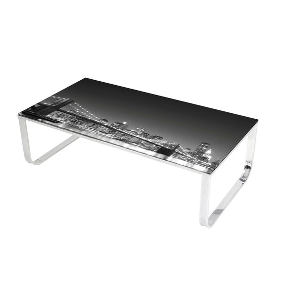 Brooklyn Bridge Coffee Table by BestMasterFurniture