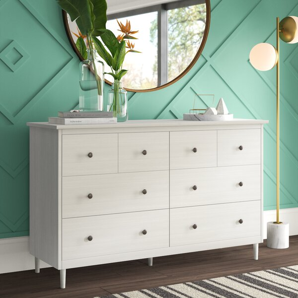 Lach 6 Drawer Double Dresser By Mercury Row by Mercury Row 2020 Online
