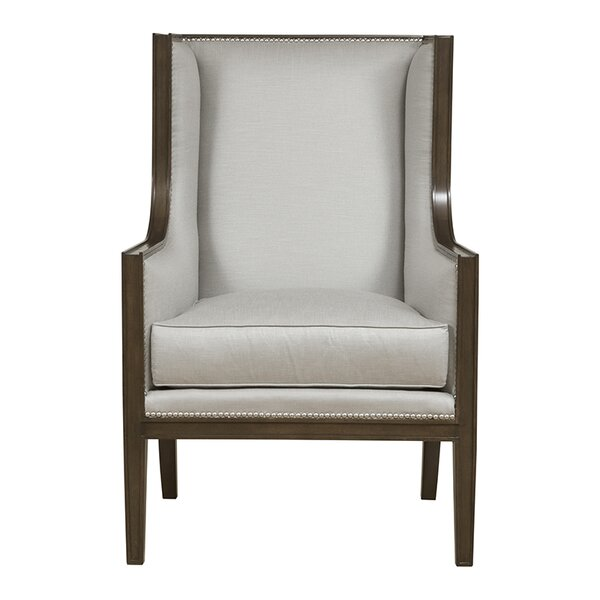 Jameson Wingback Chair by Duralee Furniture