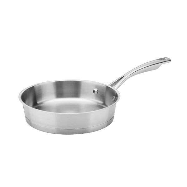 Conical Stainless Steel Induction Skillet by Cuisinart