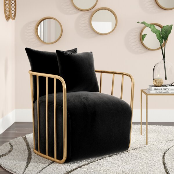 La Mott Armchair by Everly Quinn