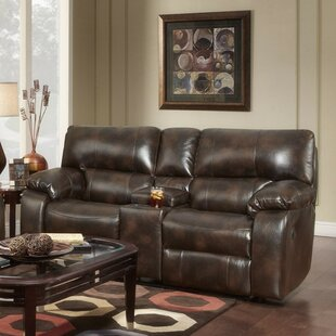 Caroline Reclining Loveseat Red Barrel Studio