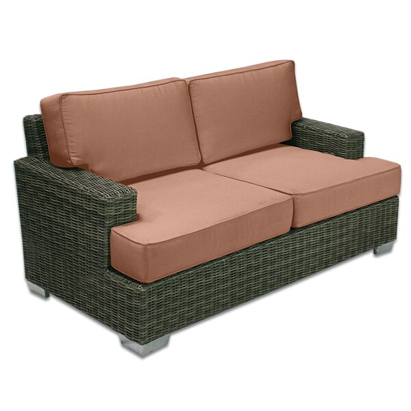 Catalina Loveseat with Sunbrella Cushions by Axcss Inc.