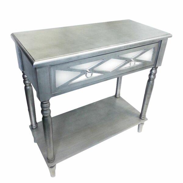 Alethia Classy End Table With Storage By Rosdorf Park