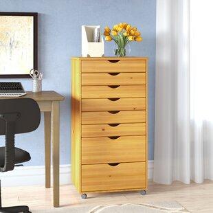 8 Drawer Vertical Filing Cabinet