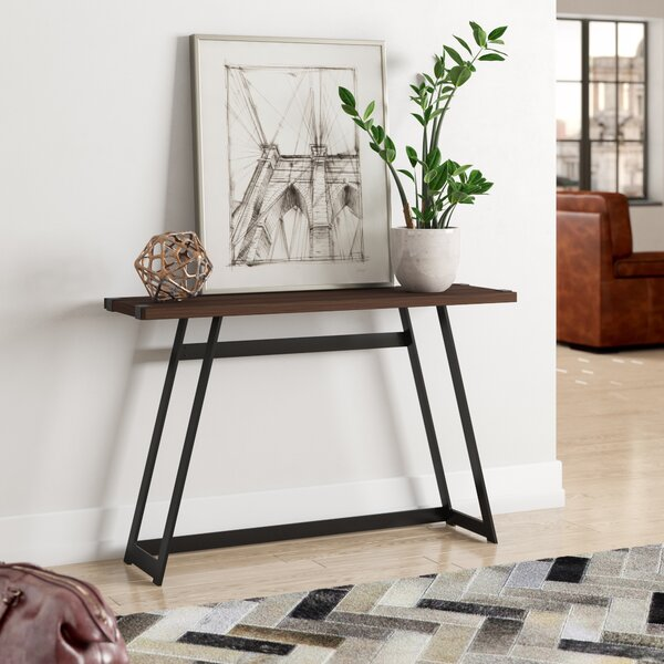 Order Kohn 46 Console Table by Williston Forge
