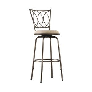 Frankfort Adjustable Height Swivel Bar Stool  Set of 3 Copper   Bronze Bar Stools You ll Love   Wayfair. Should Your Bar Stools Match Your Dining Chairs. Home Design Ideas