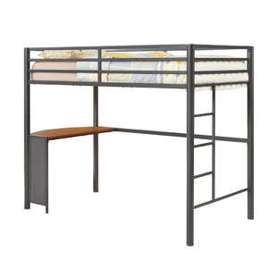 Affordable Sheets Twin Workstation Bedroom Set ByHarriet Bee