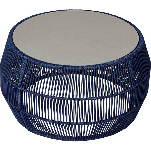 Fern Solid Coffee Table By Bungalow Rose
