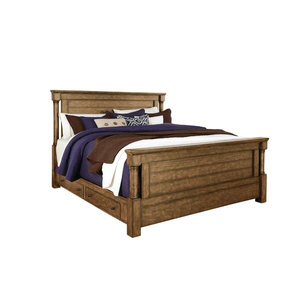 Burndale Storage Standard Bed by Loon Peak