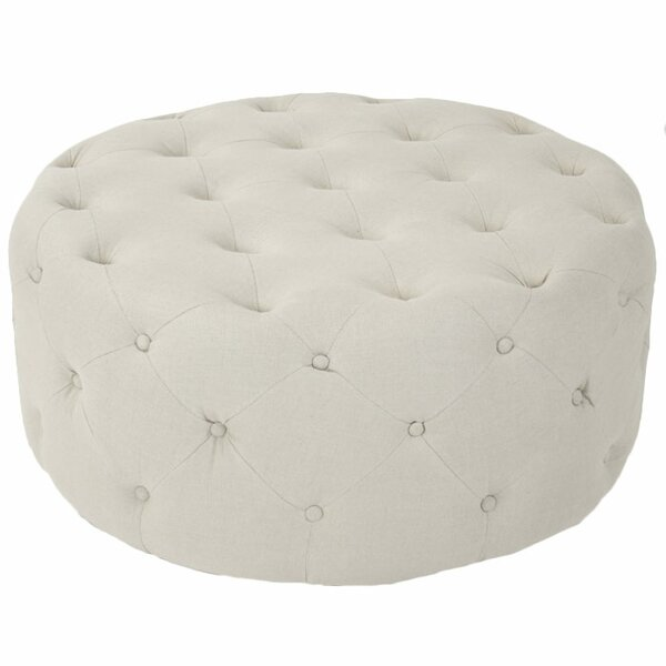 Cocktail Ottoman by Zentique