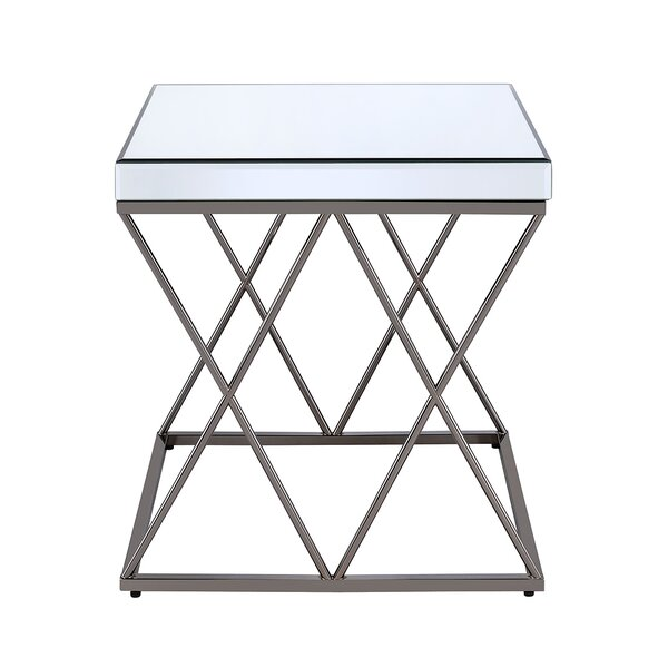 Raju End Table By Orren Ellis