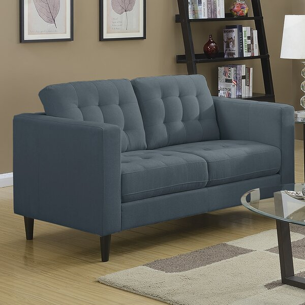Lowest Priced Mcrae Loveseat by Ivy Bronx by Ivy Bronx