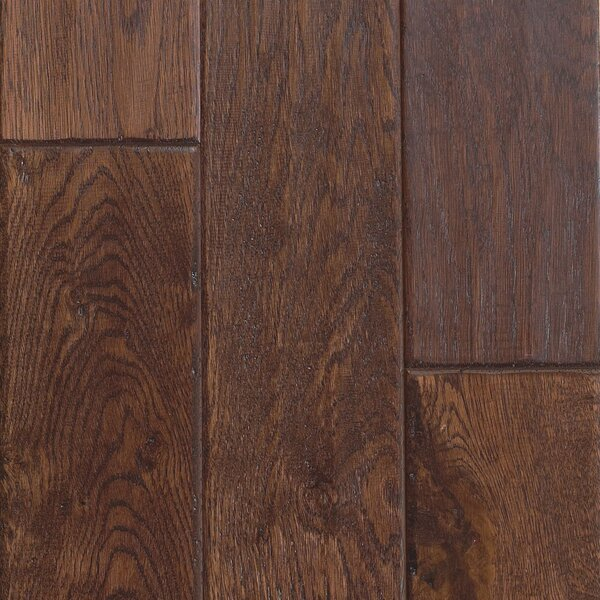 Stately Manor 5 Engineered Oak Hardwood Flooring in Saddle by Mohawk Flooring