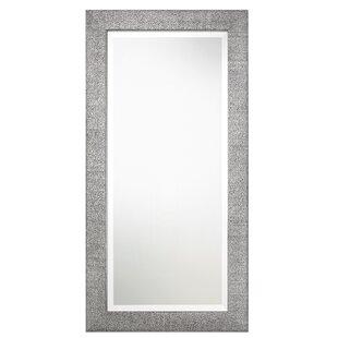 House of Hampton Honey Tulare Accent Mirror