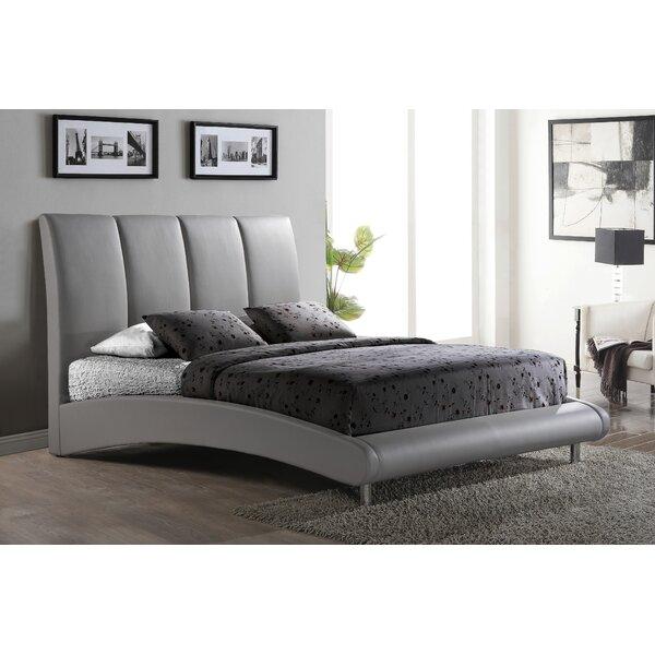 Beacon Upholstered Platform Bed by Orren Ellis