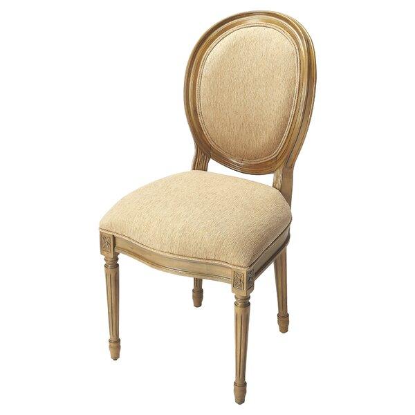 Pinckney Side Chair by Three Posts