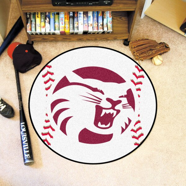 NCAA Cal State - Chico Baseball Mat by FANMATS