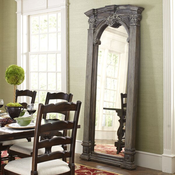 Knight Floor Full Length Mirror by Birch Lane™