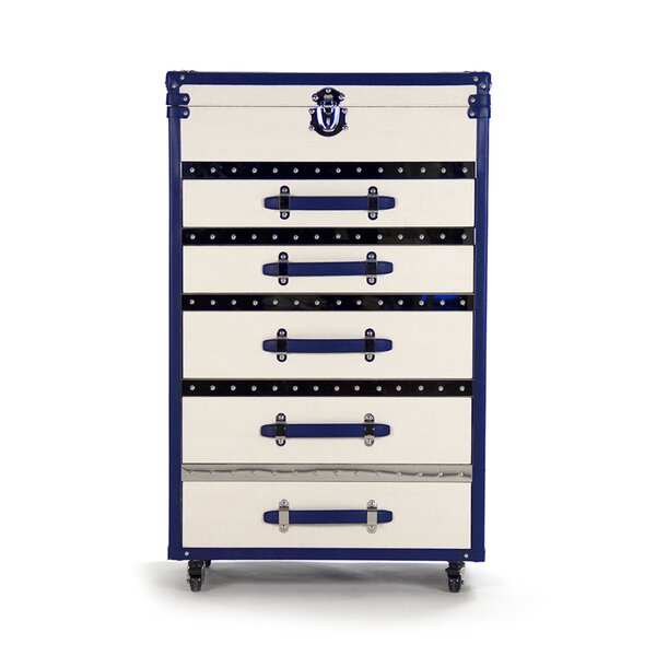 Adalyn 5 Drawer Accent Chest XWK1286