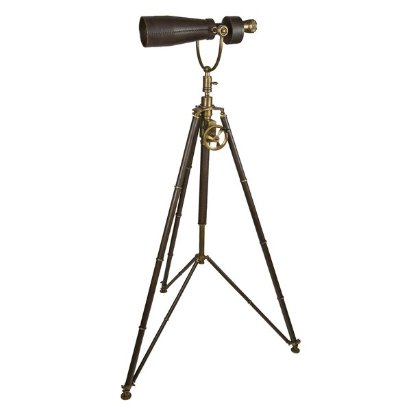 Monocular on Tripod Decorative Telescope by Authentic Models