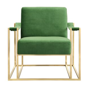 Harald Contemporary Solid Armchair