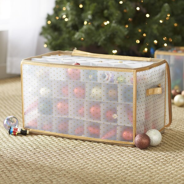 Wayfair Basics 112 Count Ornament Organizer by Wayfair Basics™