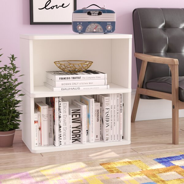 Kacey Standard Bookcase By Ebern Designs