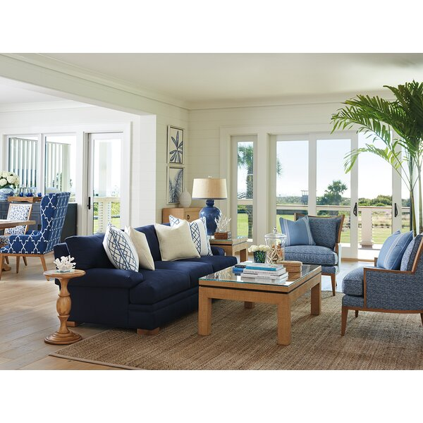 Newport 3 Piece Coffee Table Set by Barclay Butera Barclay Butera