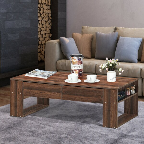 Kamden Bunching Table With Storage By Union Rustic