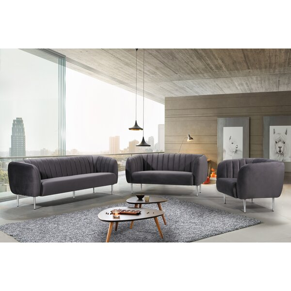 Willow Configurable Living Room Set by Everly Quinn